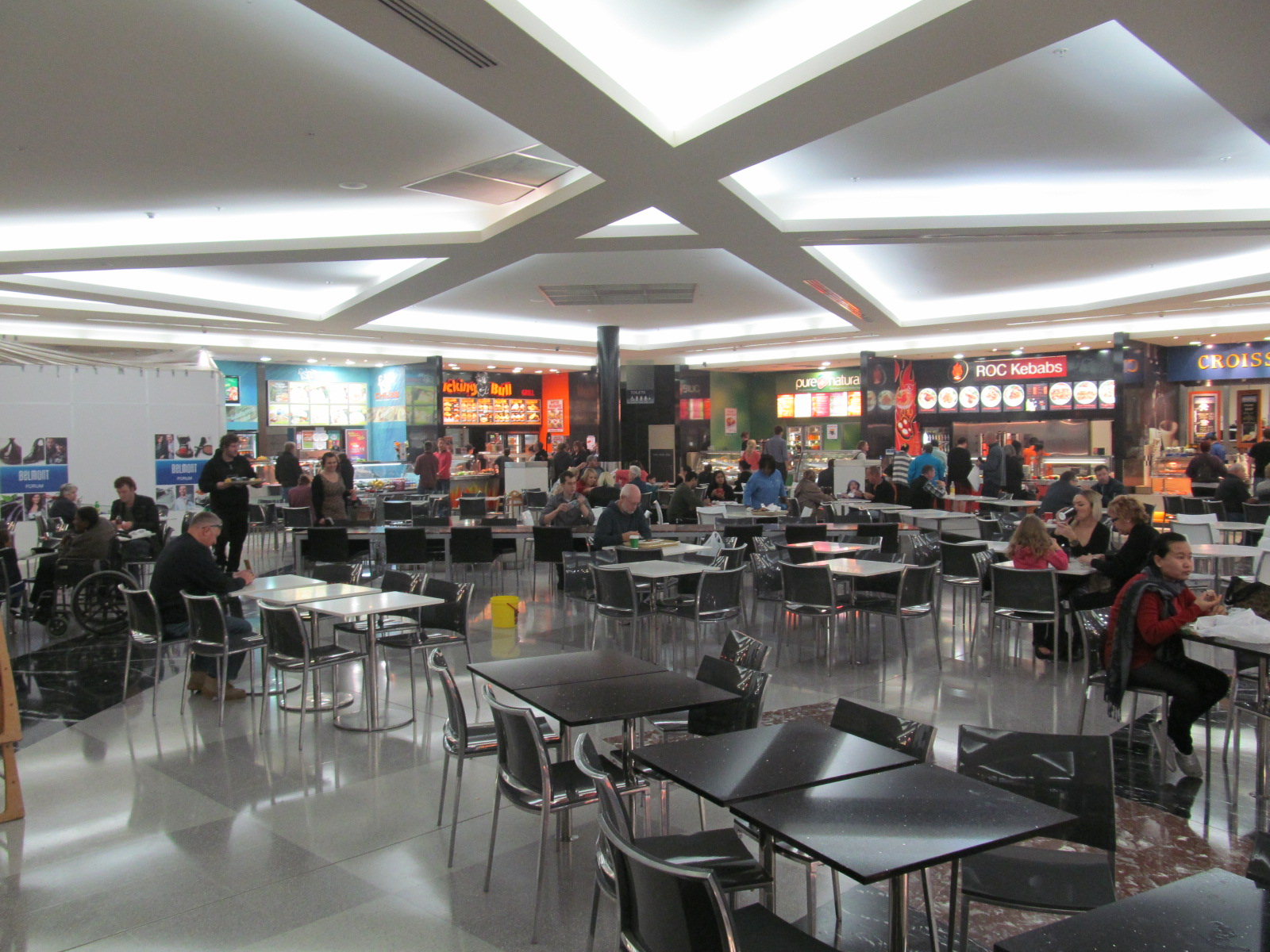 Belmont Forum Food Court