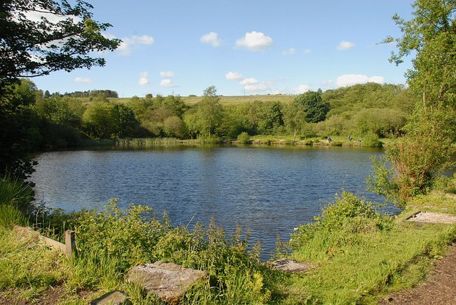 Belmont Valley Fishery - geograph.org.uk - 1536361