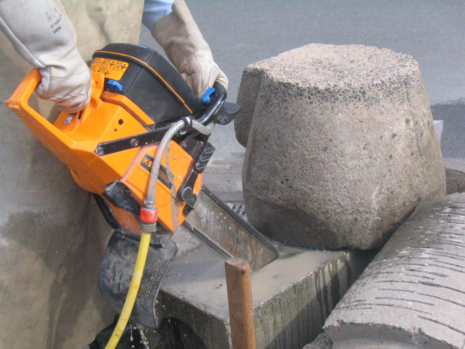 Diamond Concrete Cutting Goldsboro Nc