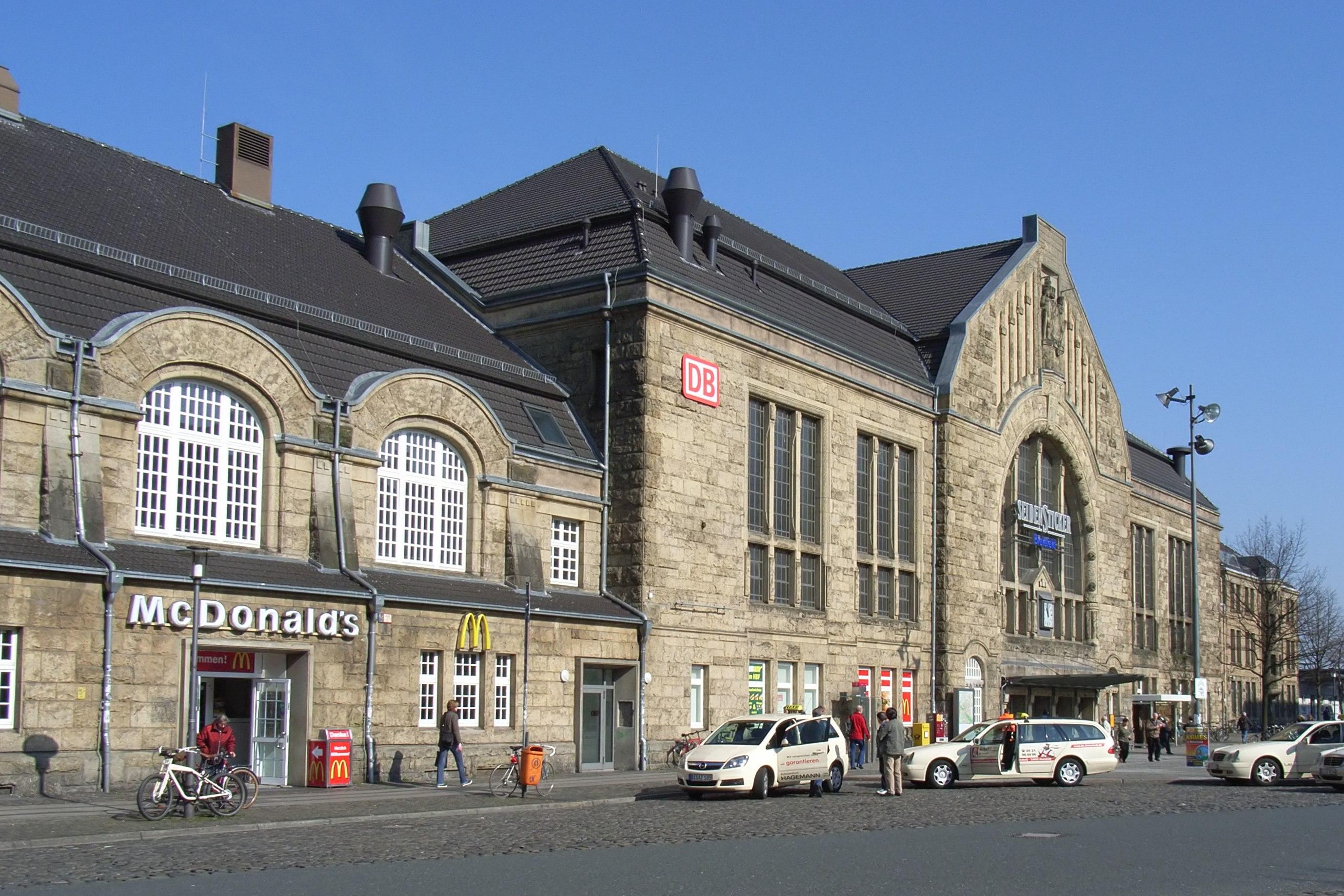 frankfurt bielefeld