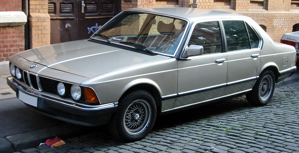 BMW E23 – Wikipedia, wolna encyklopedia