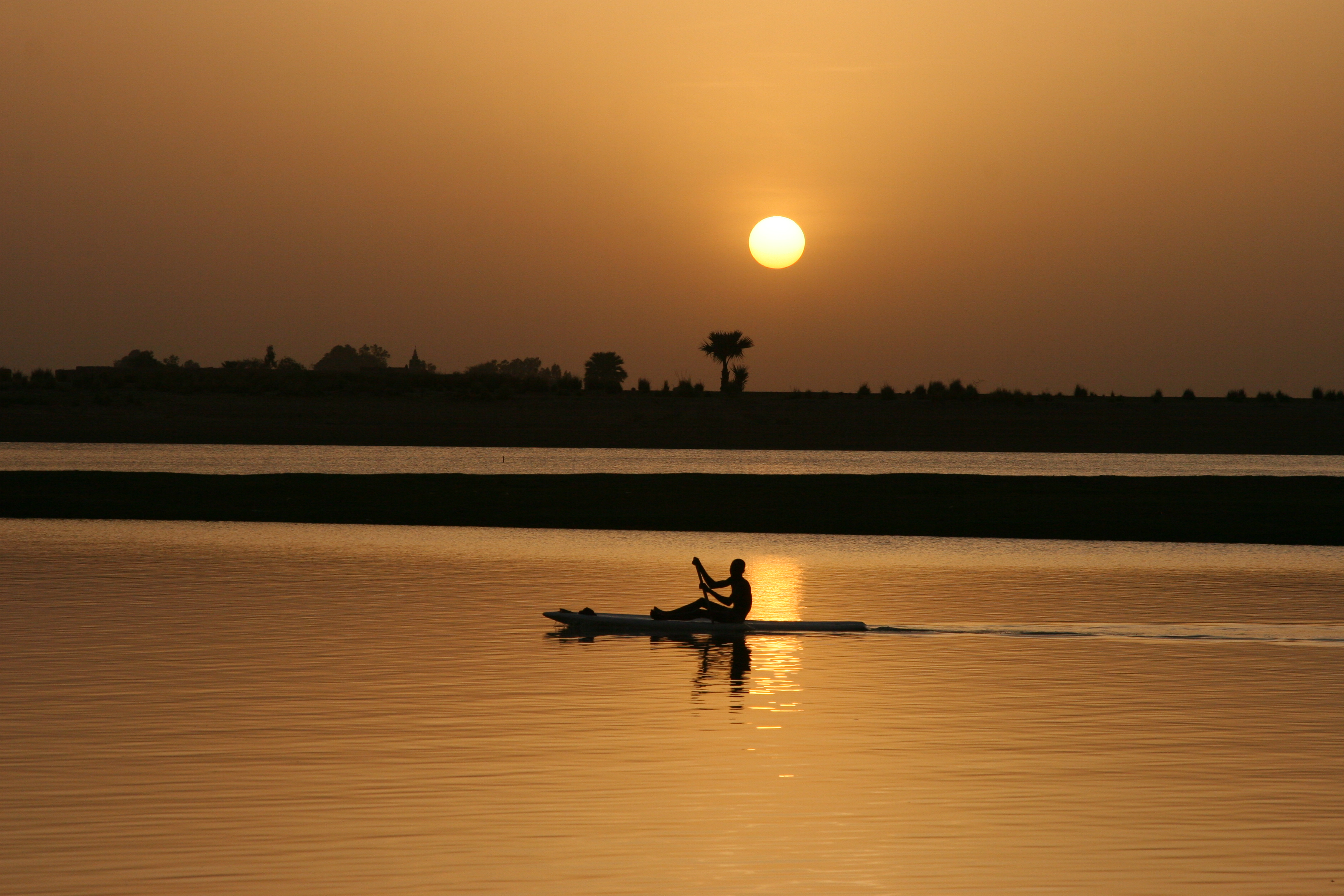 Opinions on river niger