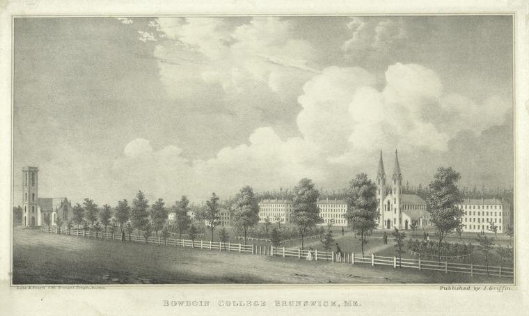Bowdoin College 1845