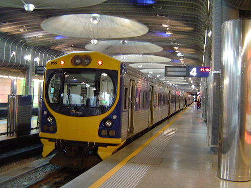 Britomart Station by James Pole [CC BY 3.0 nz (https://creativecommons.org/licenses/by/3.0/nz/deed.en)], via Wikimedia Commons