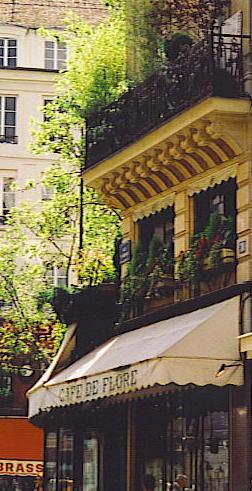 Café de Flore, Saint-Germain-des-Près, Paris: ...