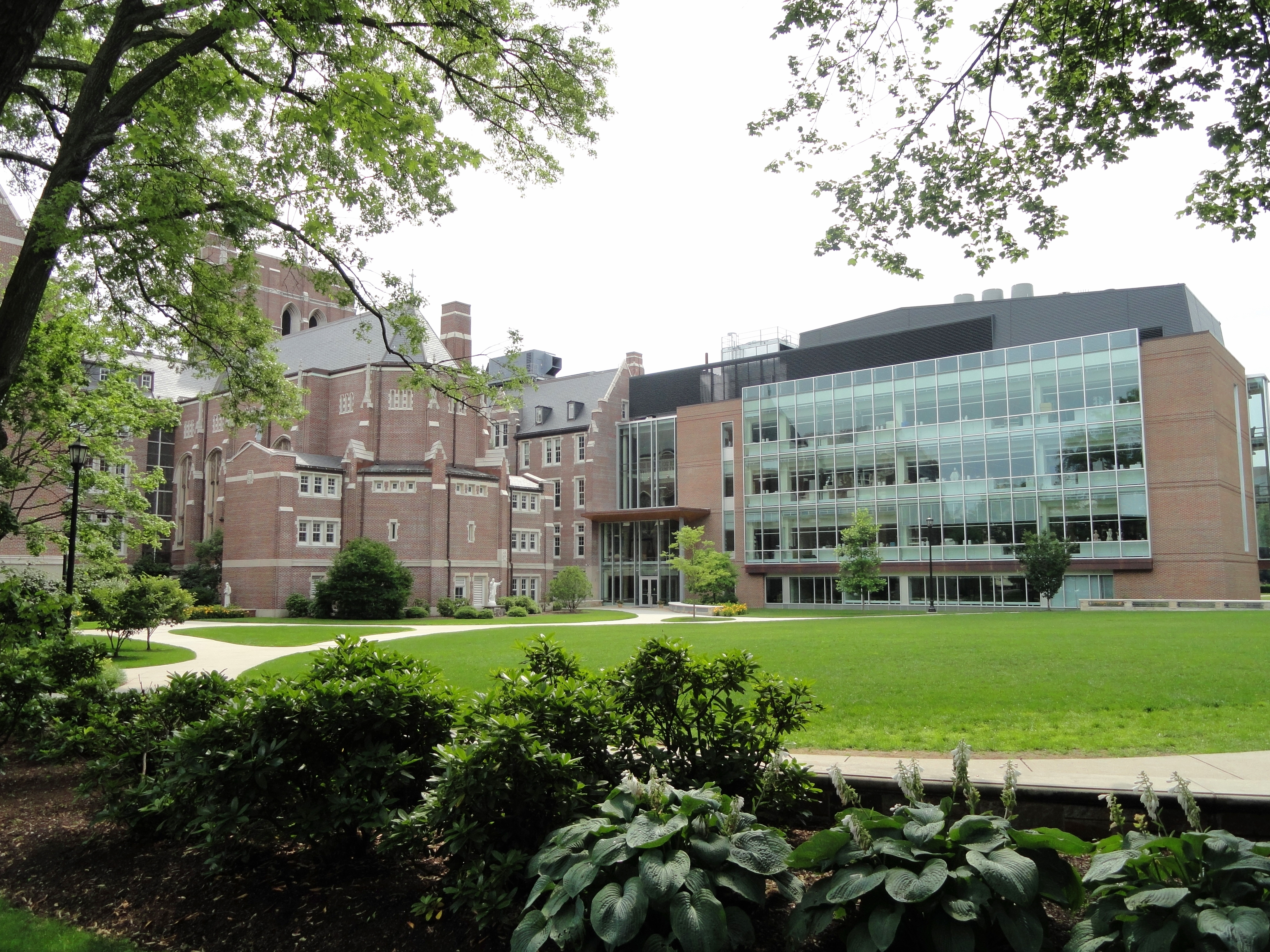 Boston College Campus Visits Tours