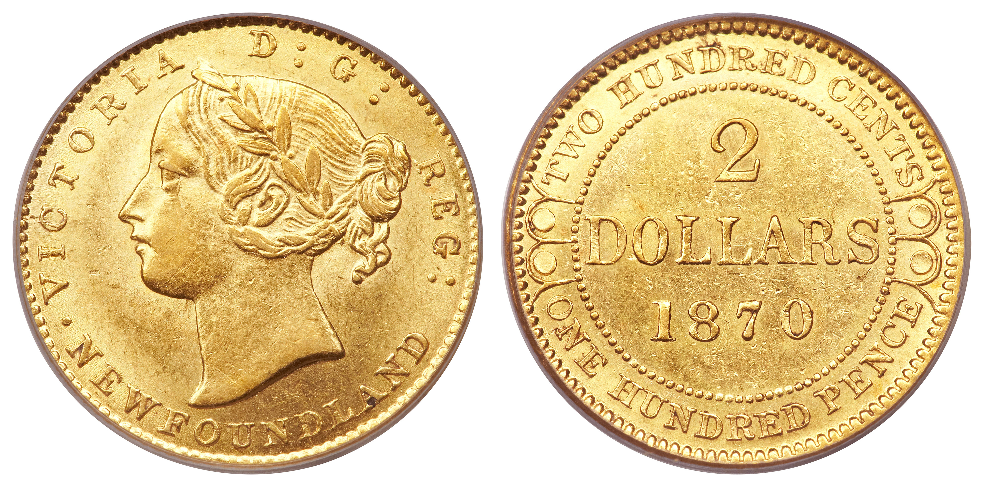 Newfoundland 2-dollar coin - Wikipedia