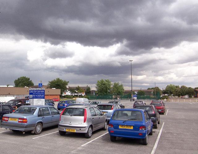 Carlton Street Car Park