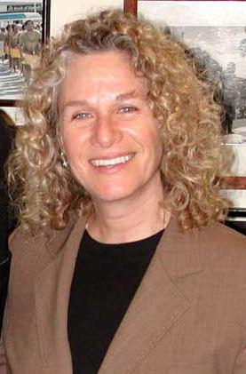 Depiction of Carole King