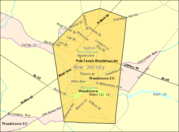 File:Census Bureau map of Woodstown, New Jersey.png