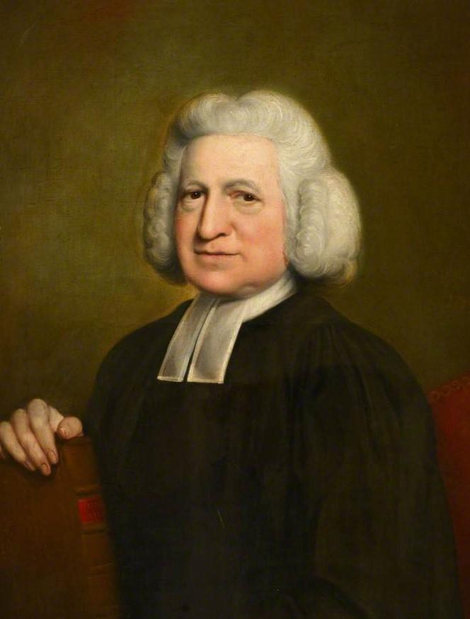 Portrait by [[John Russell (painter)|John Russell]]