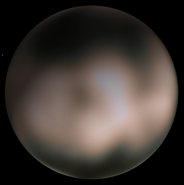 Charon Moon: Pluto Fly-by Expectations : Space