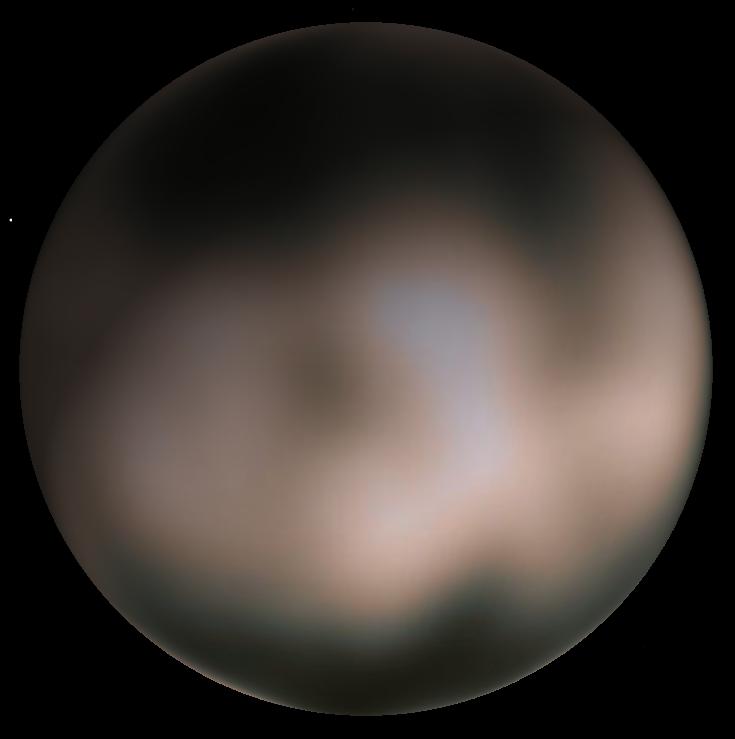 Charon moon  Wikipedia