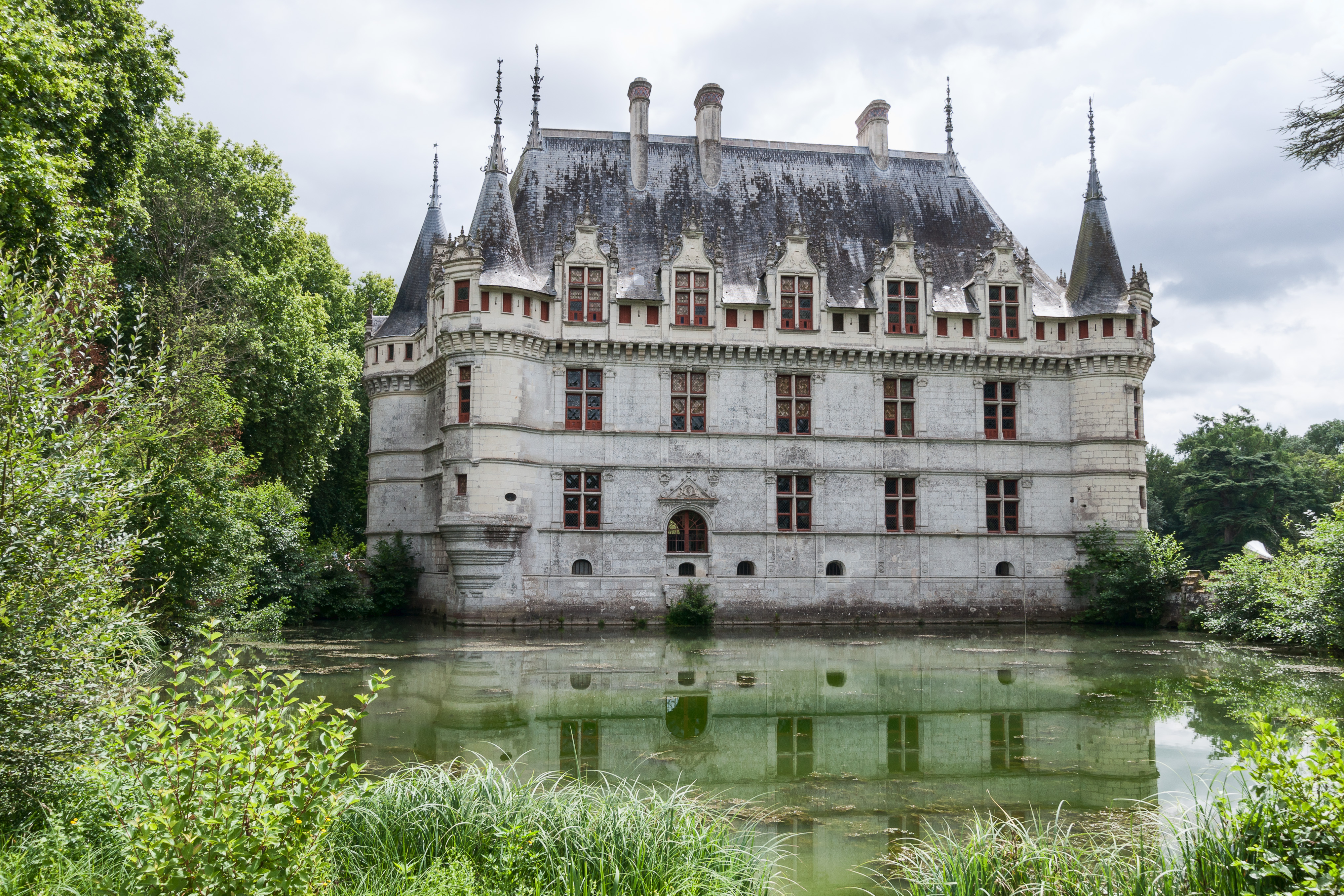 Fichier Chateau Azay Le Rideau 3 Jpg Wikipedia