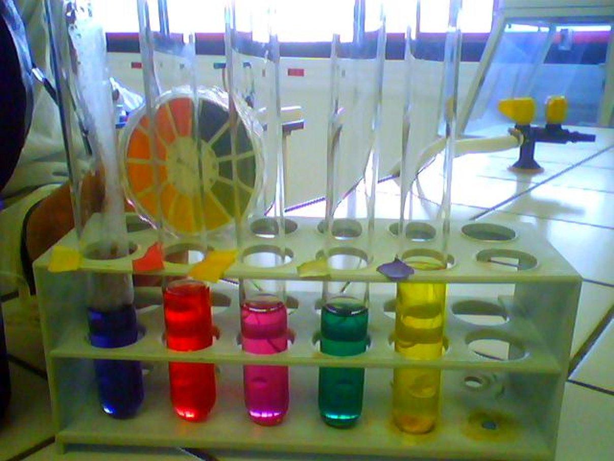 Laboratorio químico
