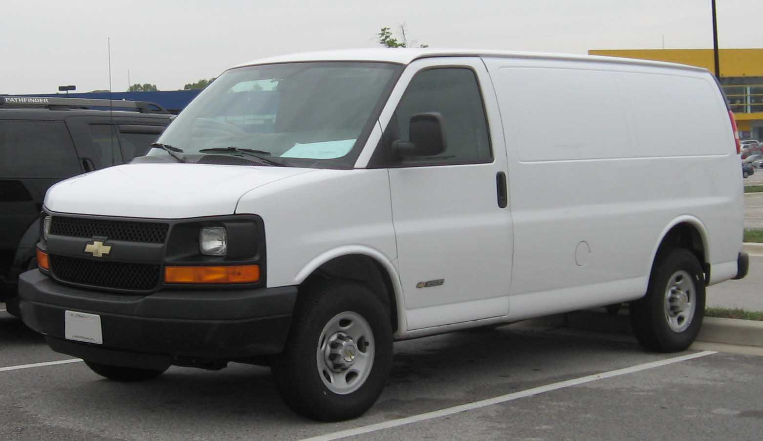 File Chevrolet Express Van Jpg