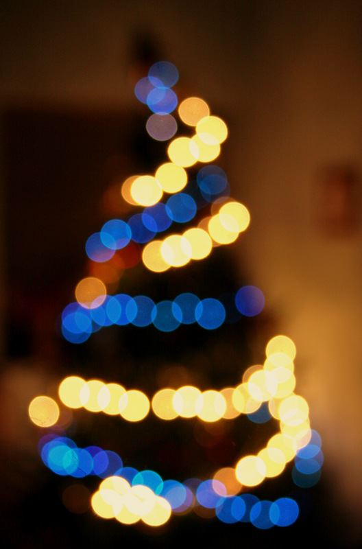 Filechristmas Tree Lights Bokehg Wikimedia Commons