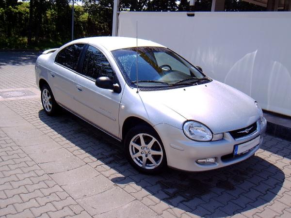 Chrysler Neon Vikipedi