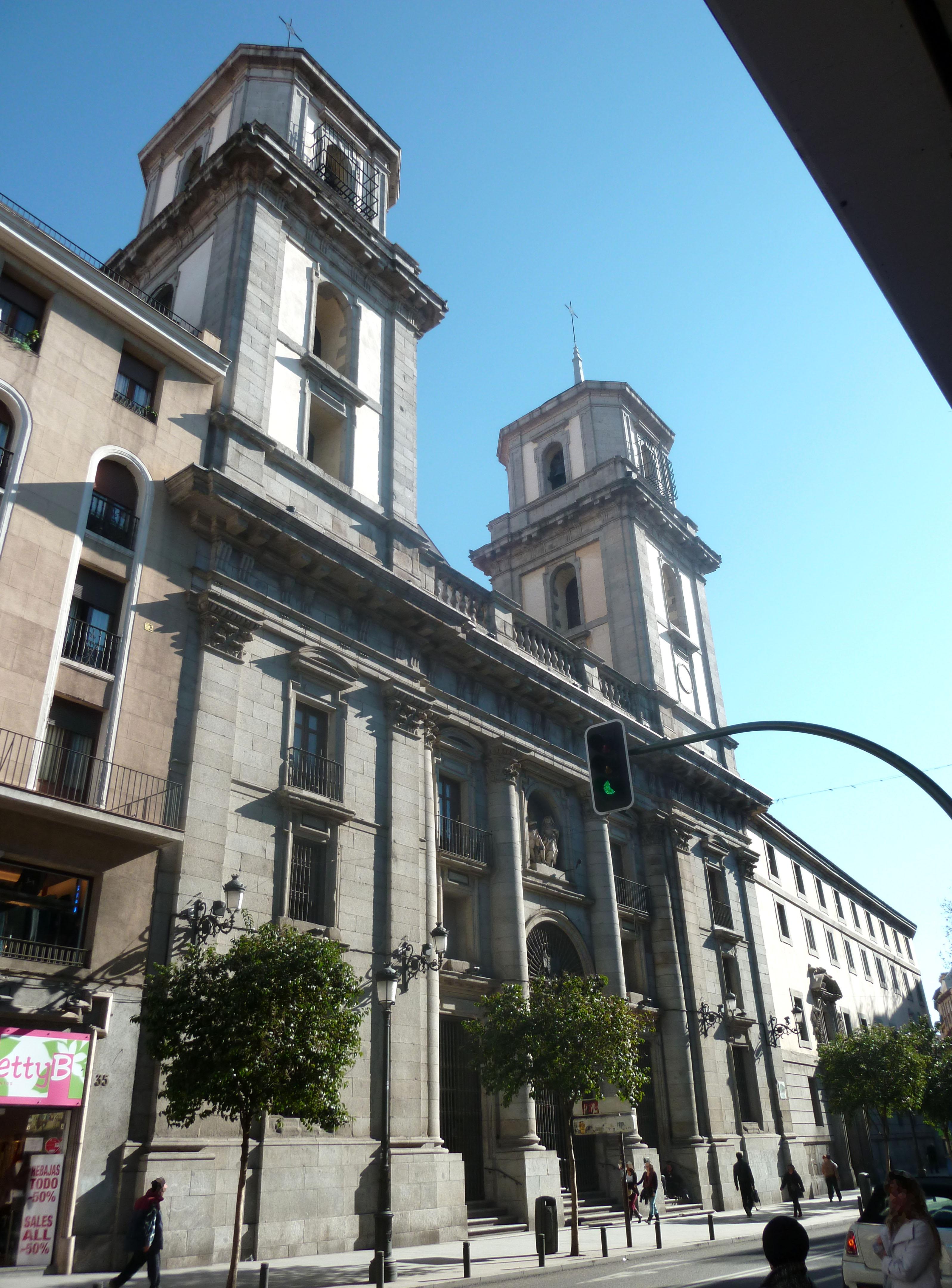 File:Colegiata de San Isidro (Madrid) 10.jpg - Wikimedia Commons