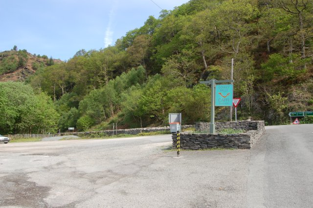 Conwy Falls Cafe . - geograph.org.uk - 798746