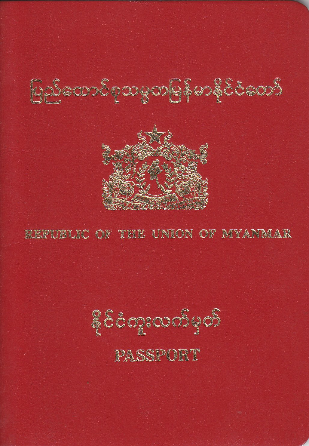 Visa requirements for Myanmar citizens - Wikipedia on