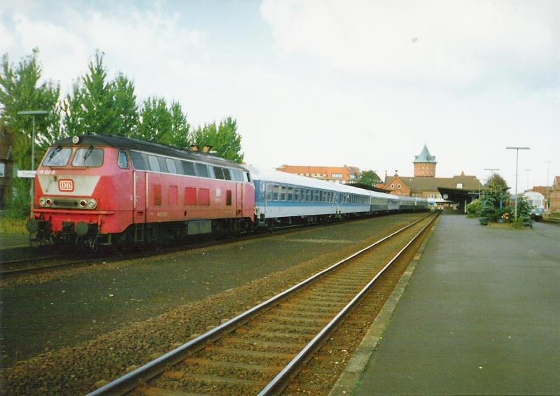 Bremerhaven–Cuxhaven railway - Wikipedia