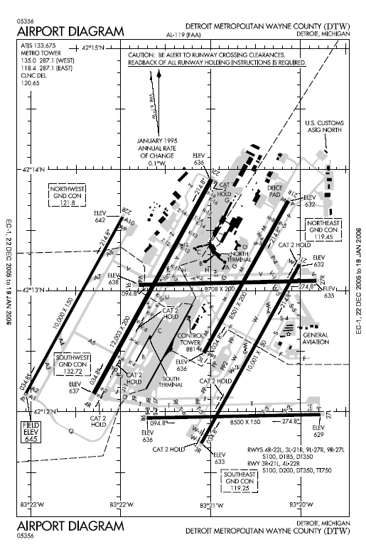 Datei:DTW airport map.png – Wikipedia on