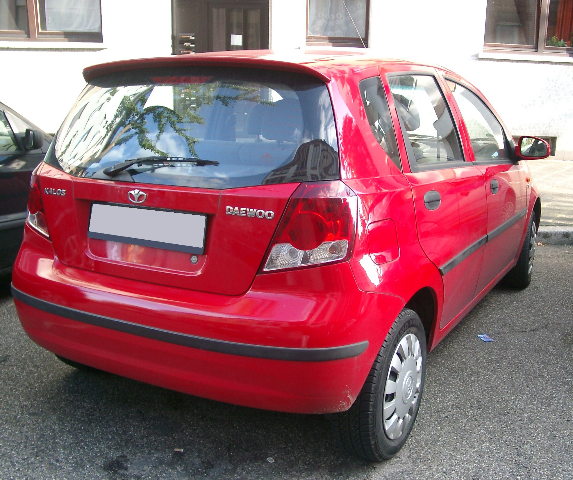 File:Daewoo Kalos rear 20070913.jpg