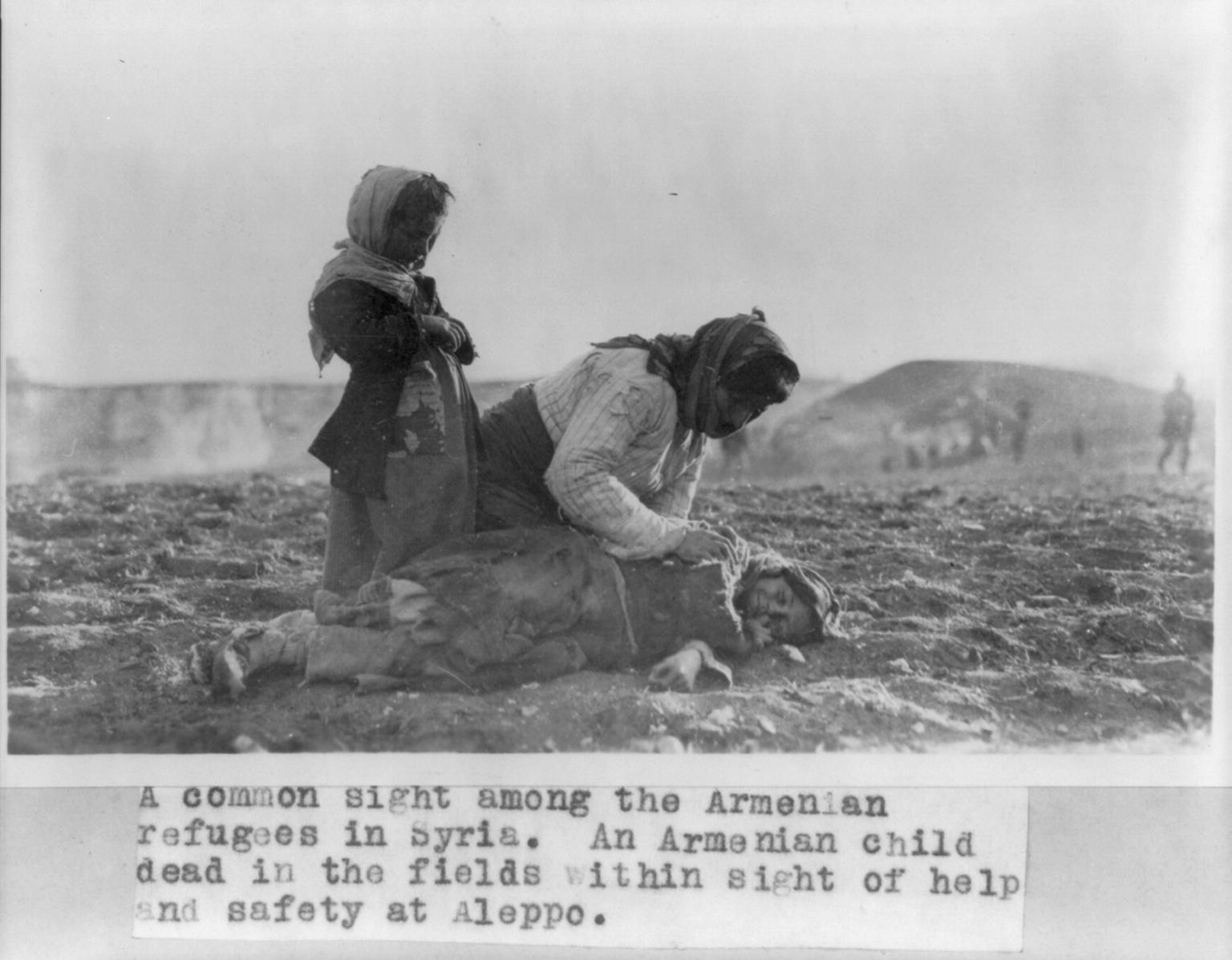 File:Dead Armenian girl in Aleppo desert.jpg