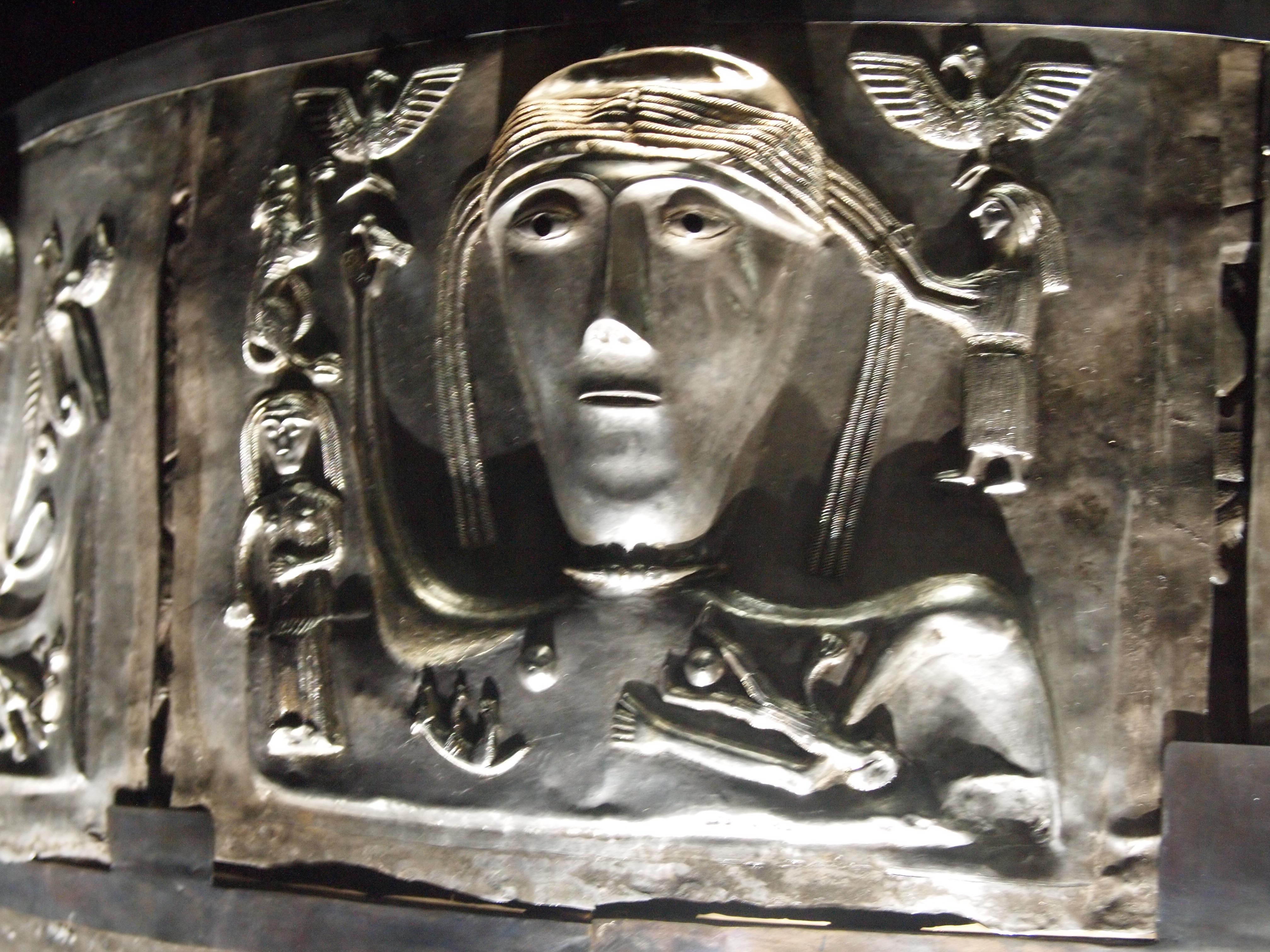 INVESTIGACIÓN SOBRE EL 'BAPHOMET' Detail_2_from_Gundestrupkarret