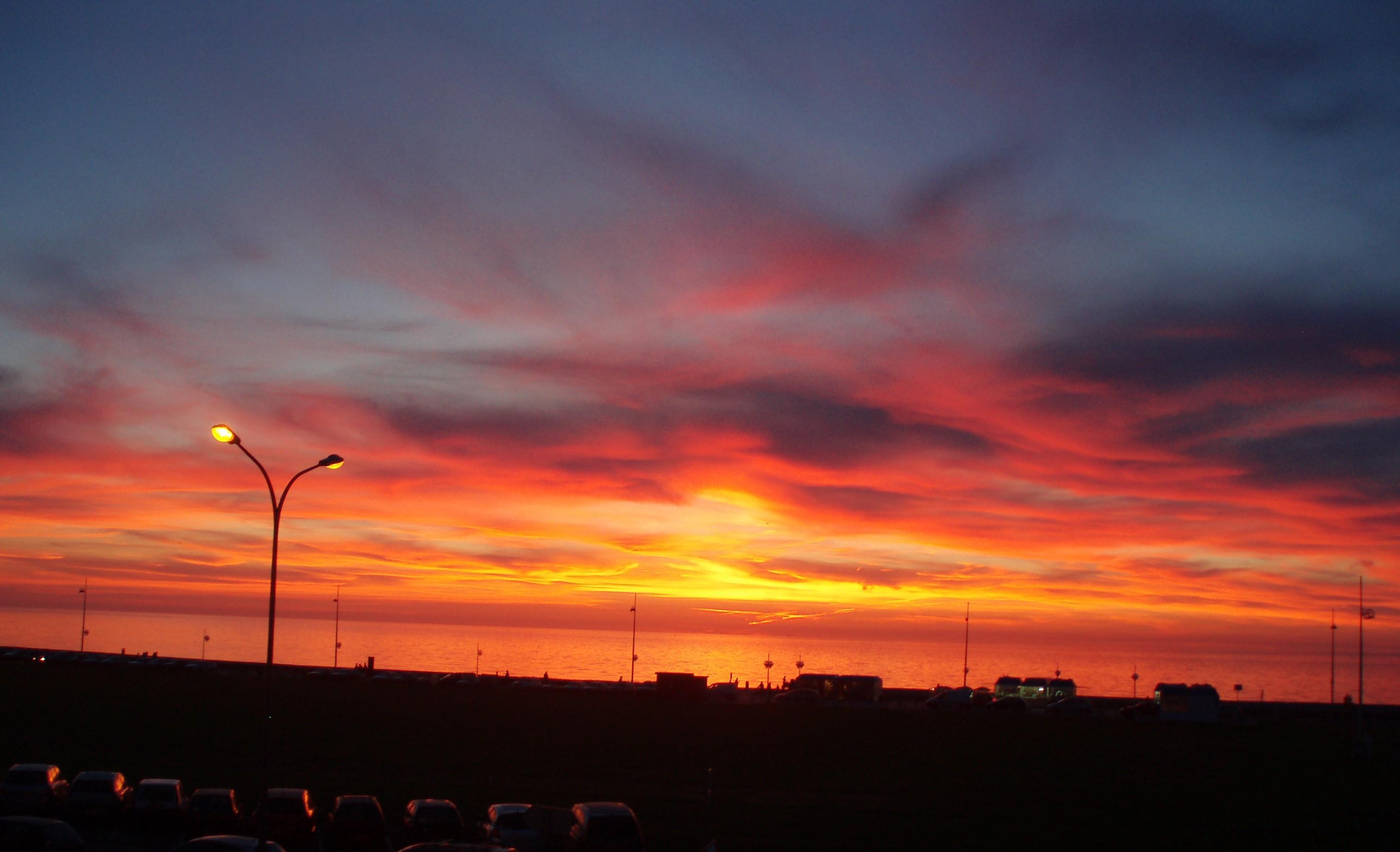 coucher de soleil - photo #6
