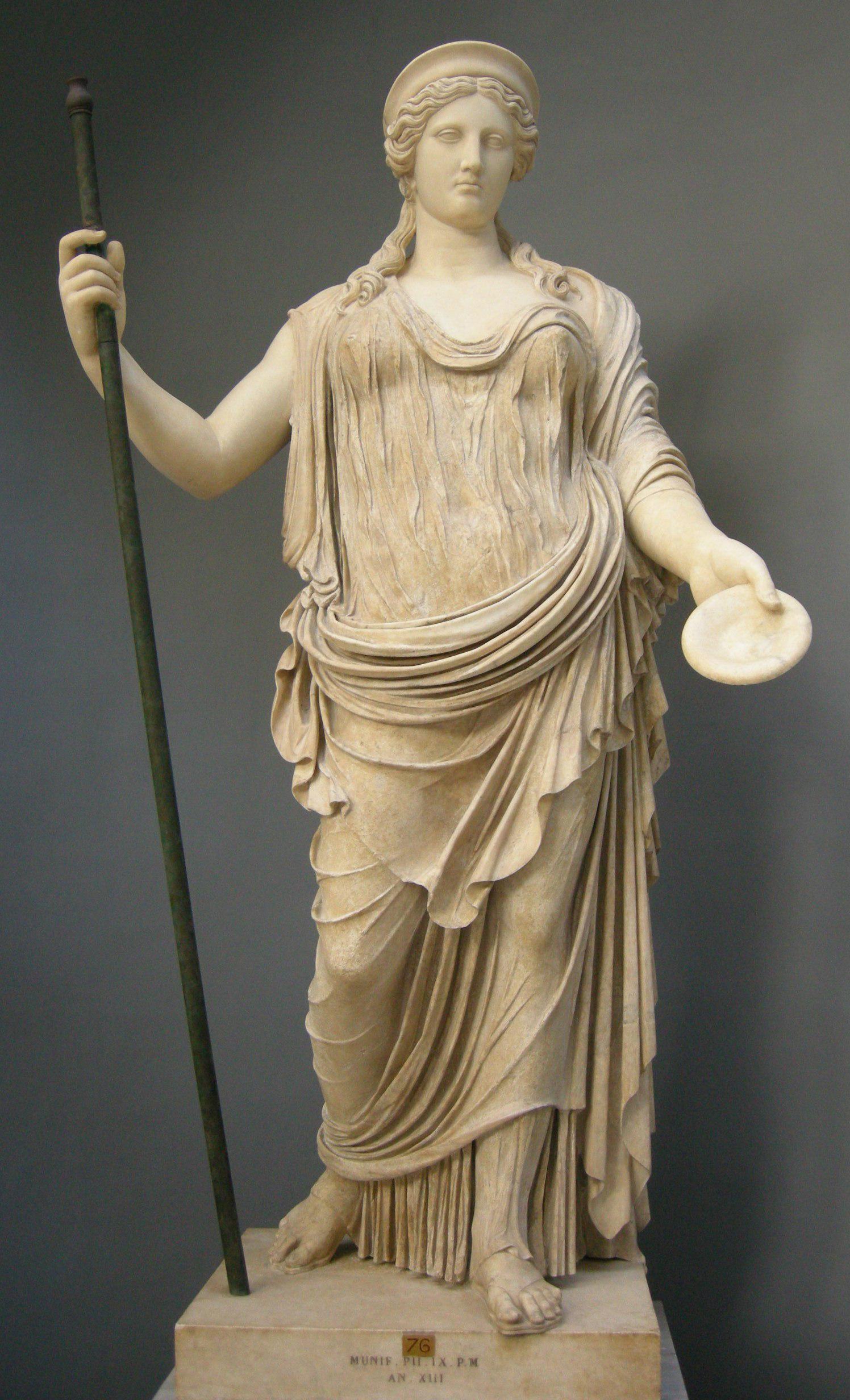 Hera Queen Of The Gods