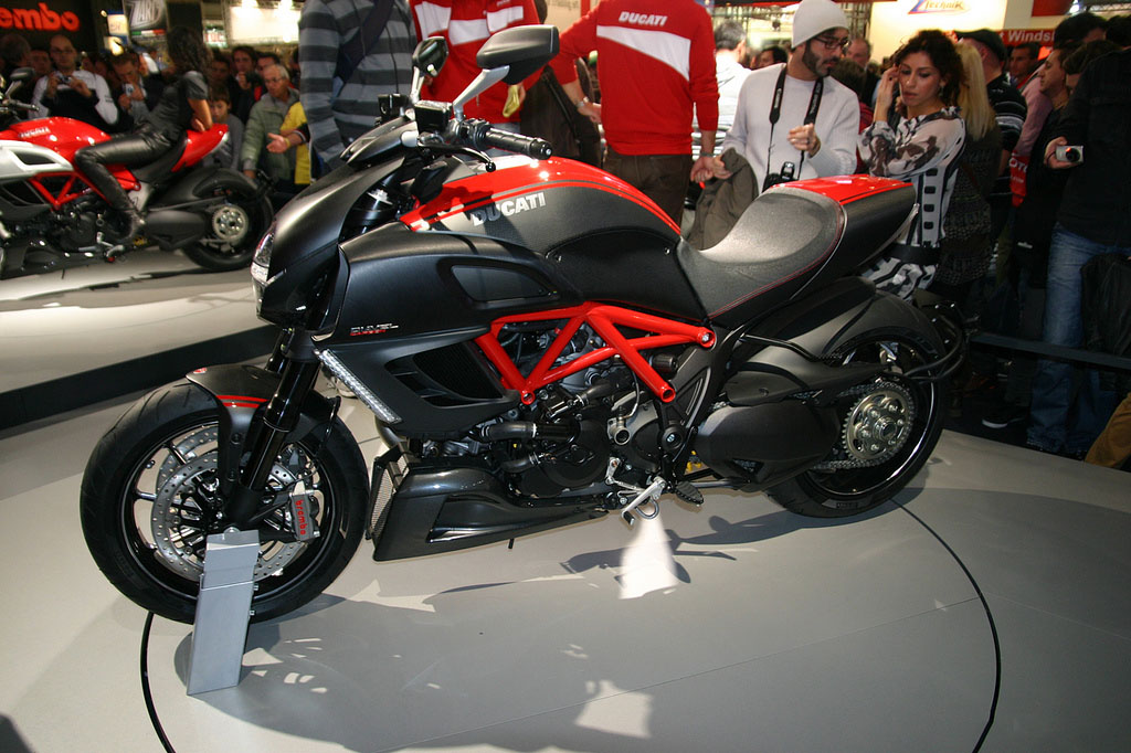 Ducati Diavel For Sale Los Angeles