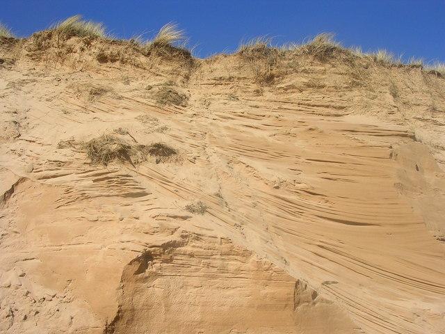 Dunes at Balmedie Beach - geograph.org.uk - 144132