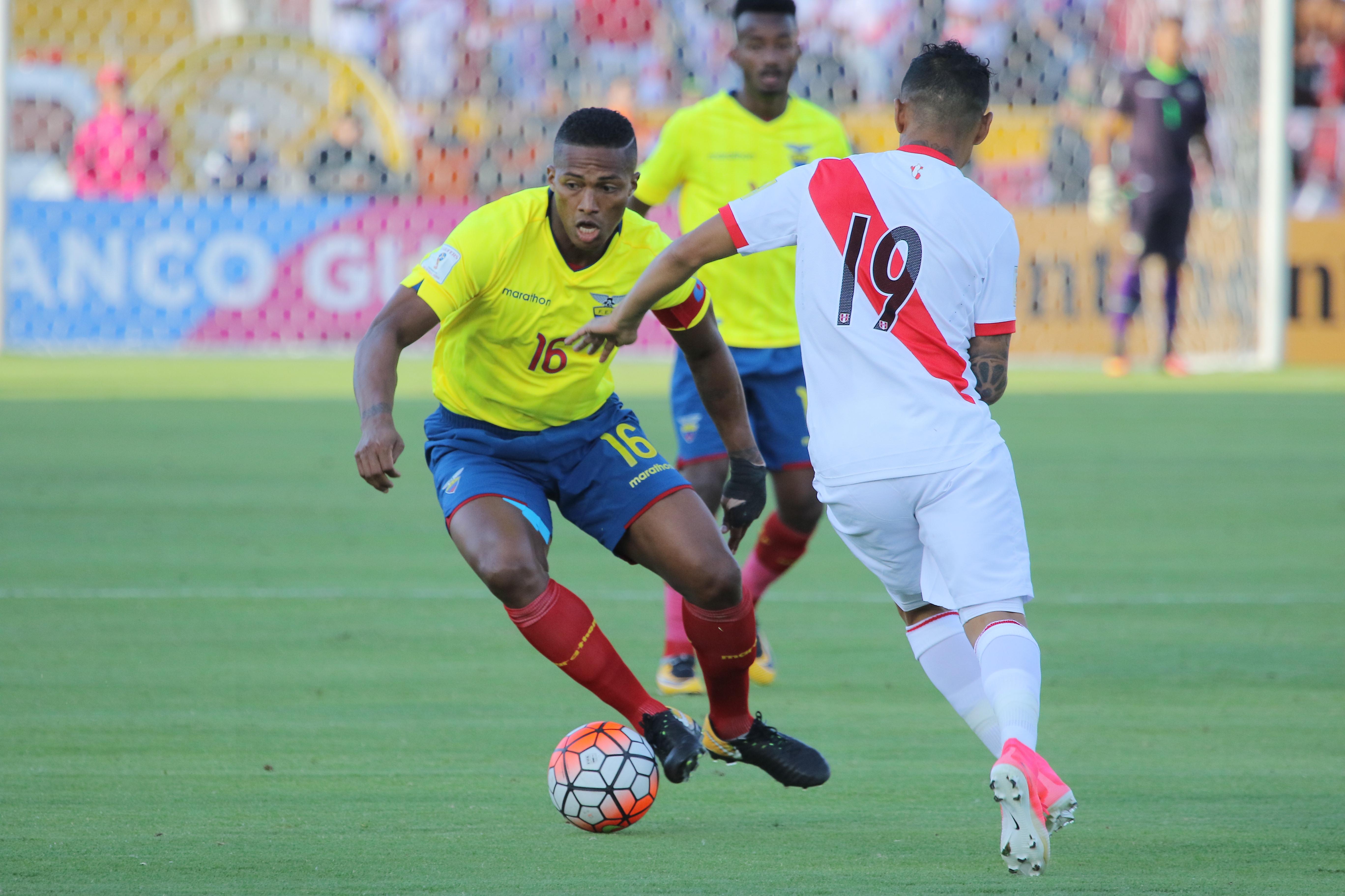 Selección de fútbol de Ecuador - Wikiwand 91ac45b7a00