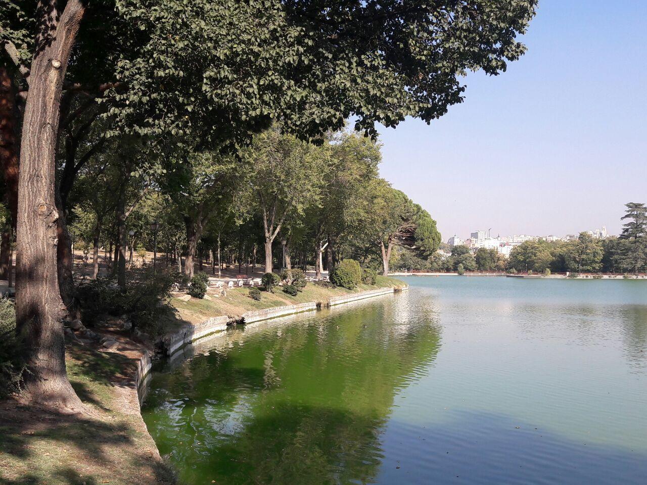 File:El Ayuntamiento rehabilitará el Lago de la Casa de Campo y su ...