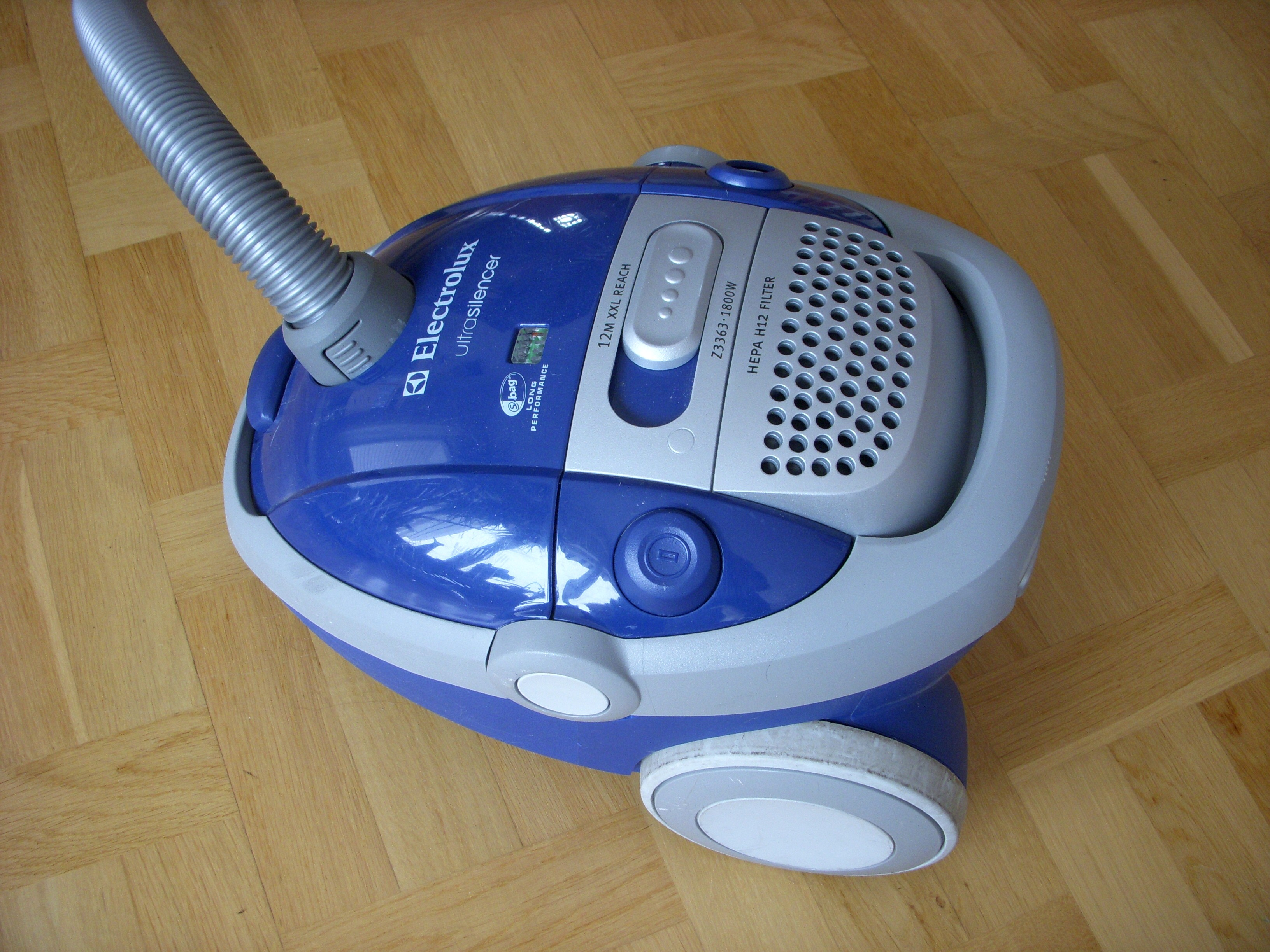 electrolux dammsugare