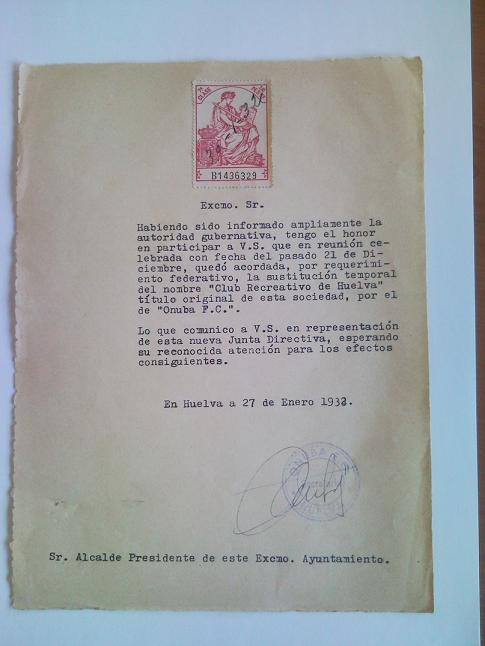 Onuba FC - Wikipedia, la enciclopedia libre
