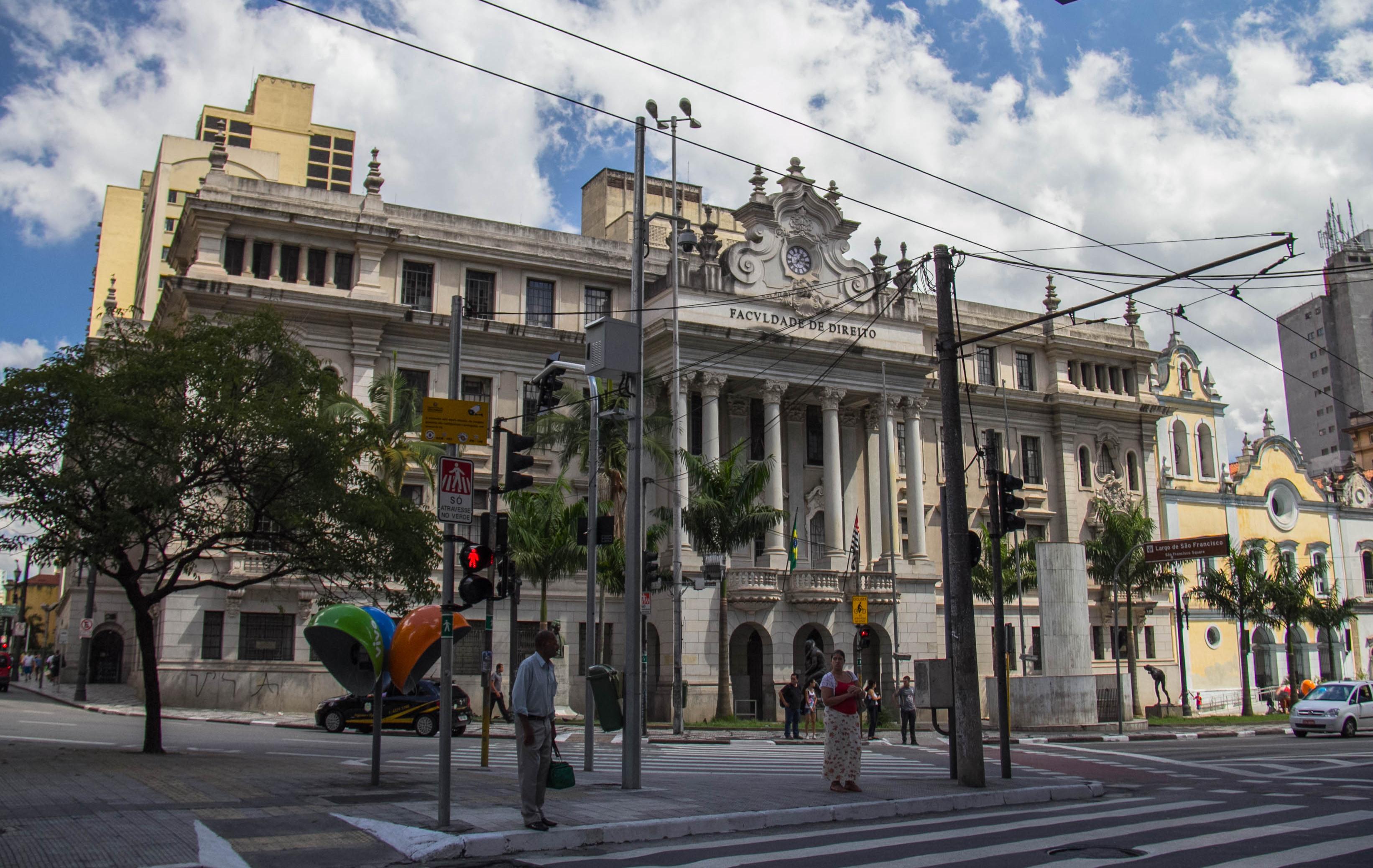 Veja o que saiu no Migalhas sobre Faculdade de Direito da Universidade de São Paulo