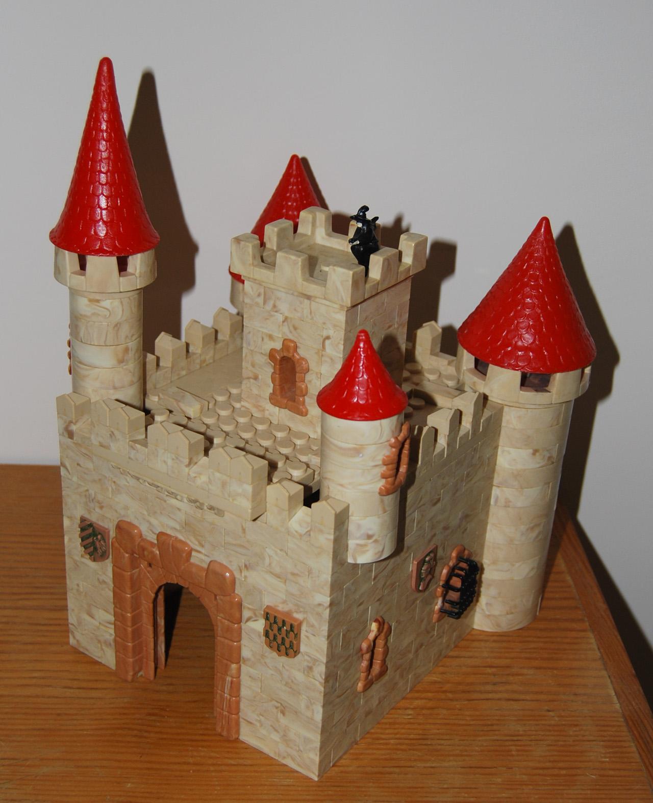 Medieval Castle Building Plans
