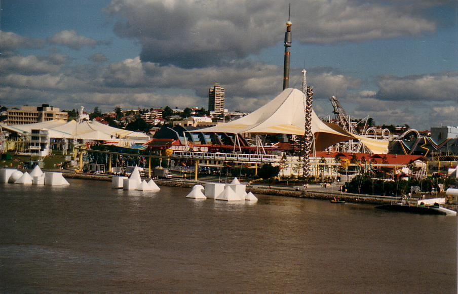 Expo 88 Center in Brisbane