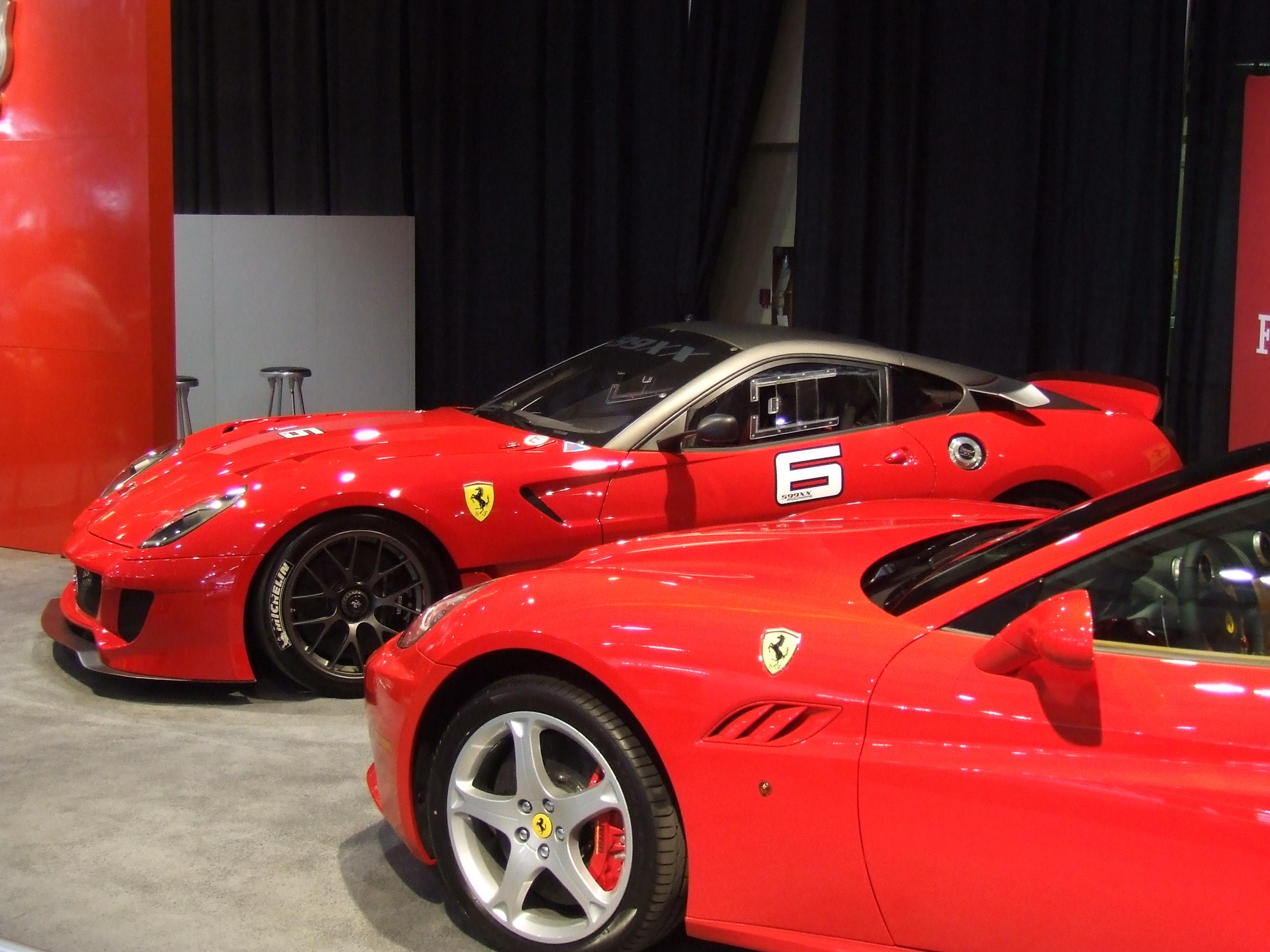 Fileferrari 599xx ciautoshow 2010g wikimedia commons fileferrari 599xx ciautoshow 2010g vanachro Gallery