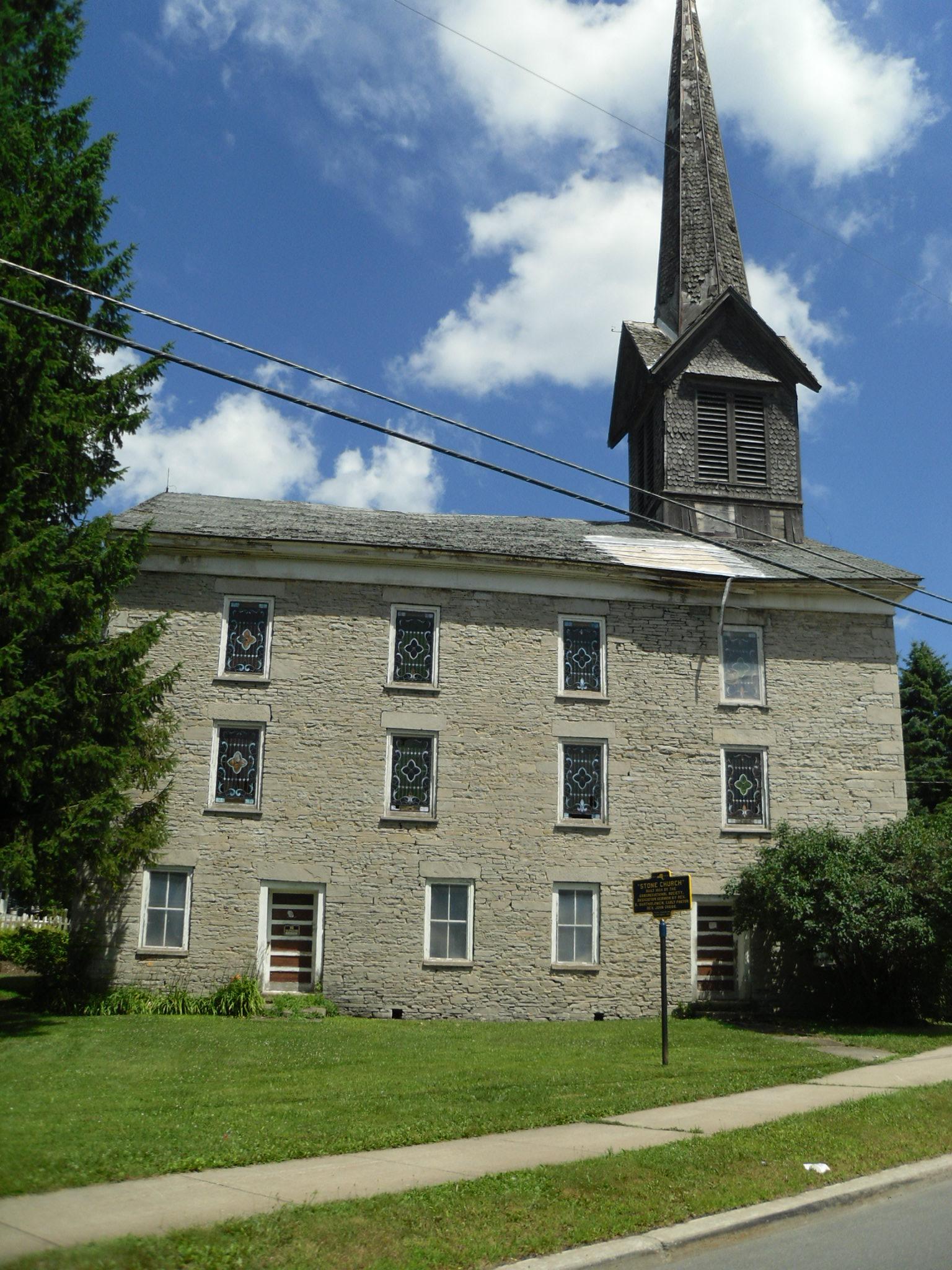 New york oneida county oriskany falls - File First Congregational Free Church Oriskany Falls Ny Jul 10 Jpg