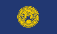 Flag of the city of Atlanta, Georgia