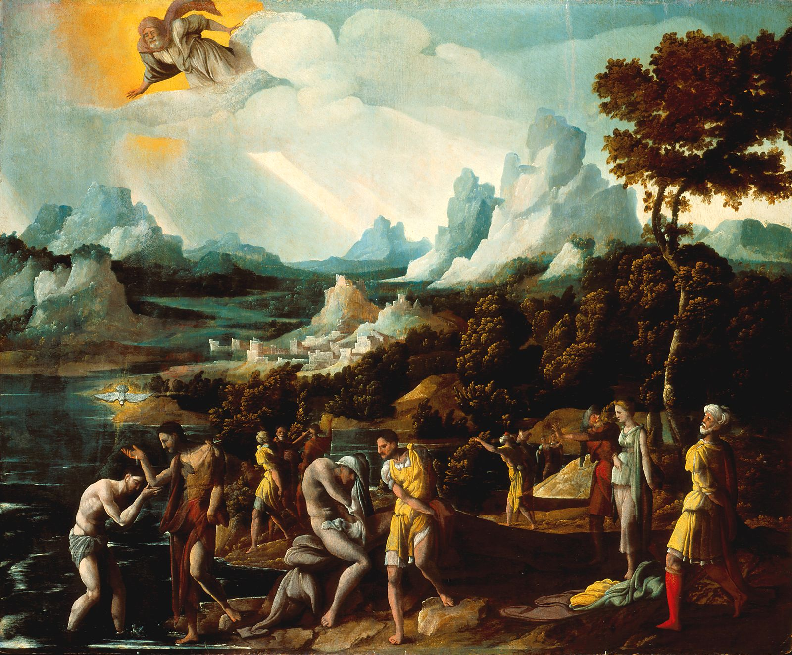 125b856998c67 Baptême — Wikipédia