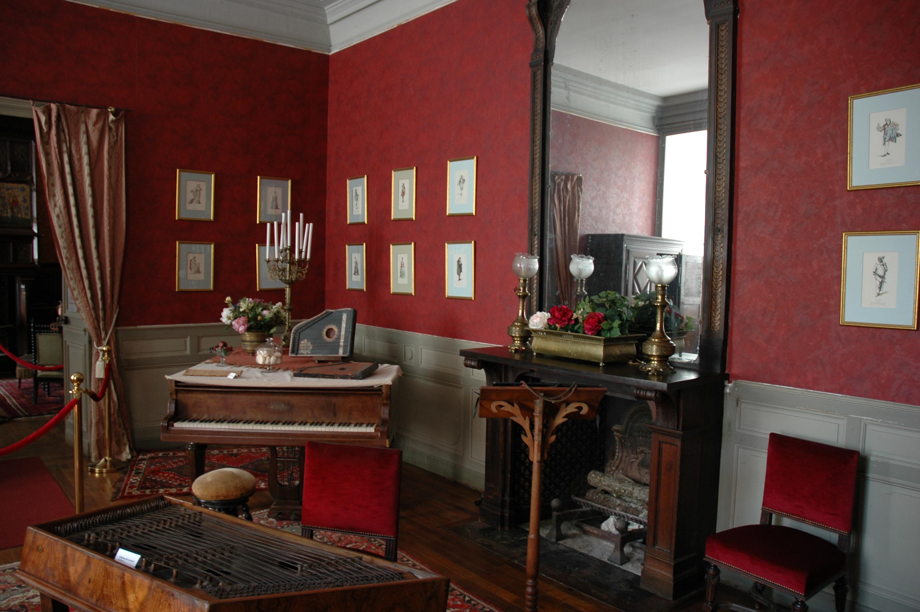 File france centre loiret meung sur loire chateau for France interieur