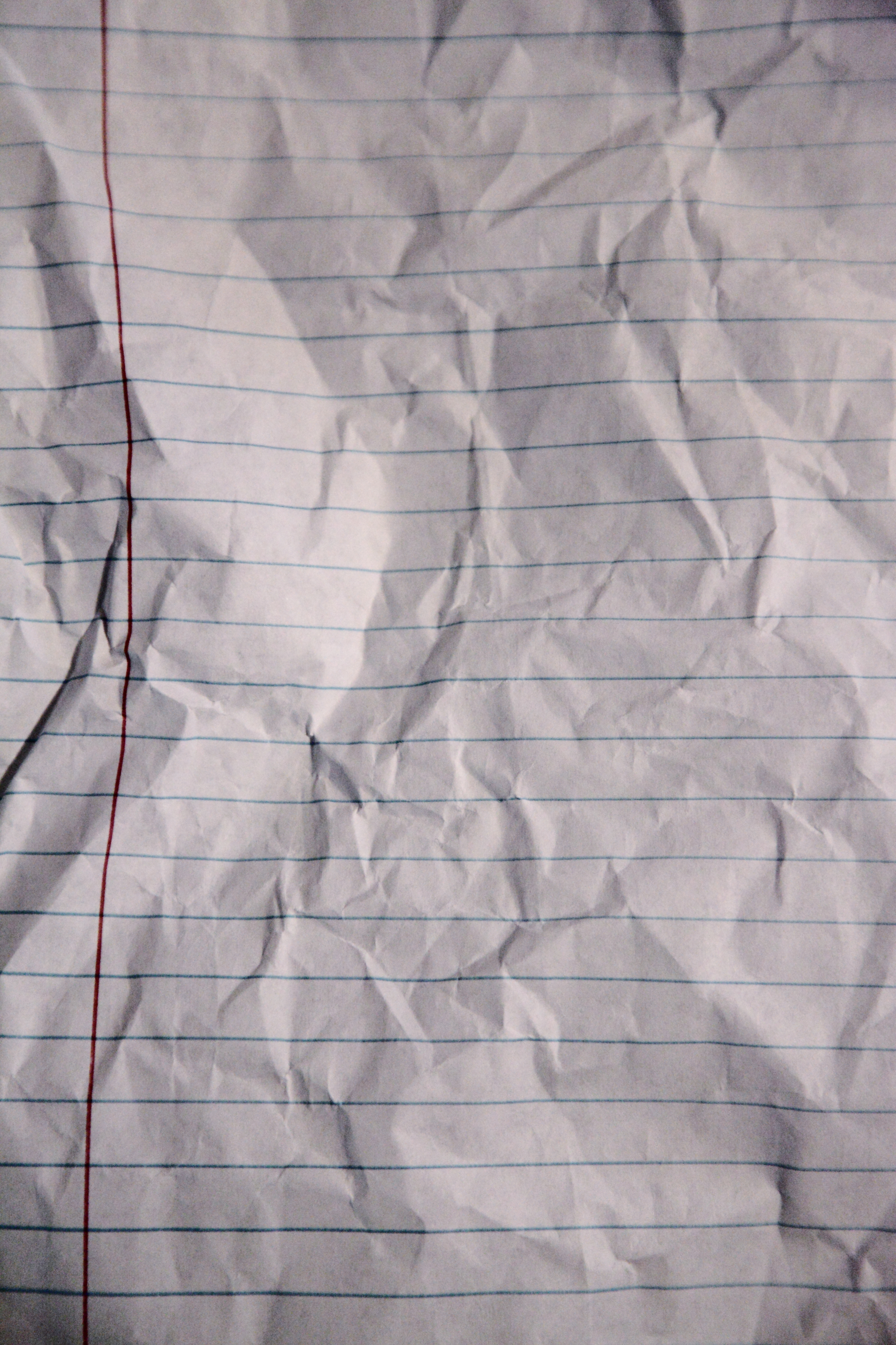 file free wrinkled lined blank notebook paper high resolution
