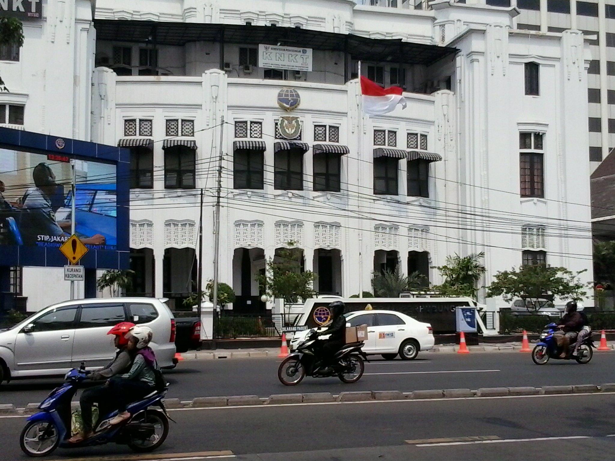 Image result for Komisi Keselamatan Transportasi Nasional