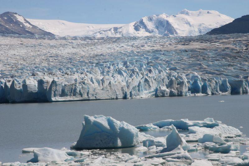 Glaciar de Grey