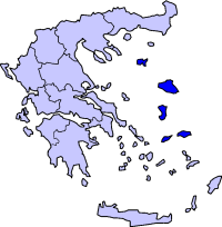 Location of Aegea Lor Periphery in Greece